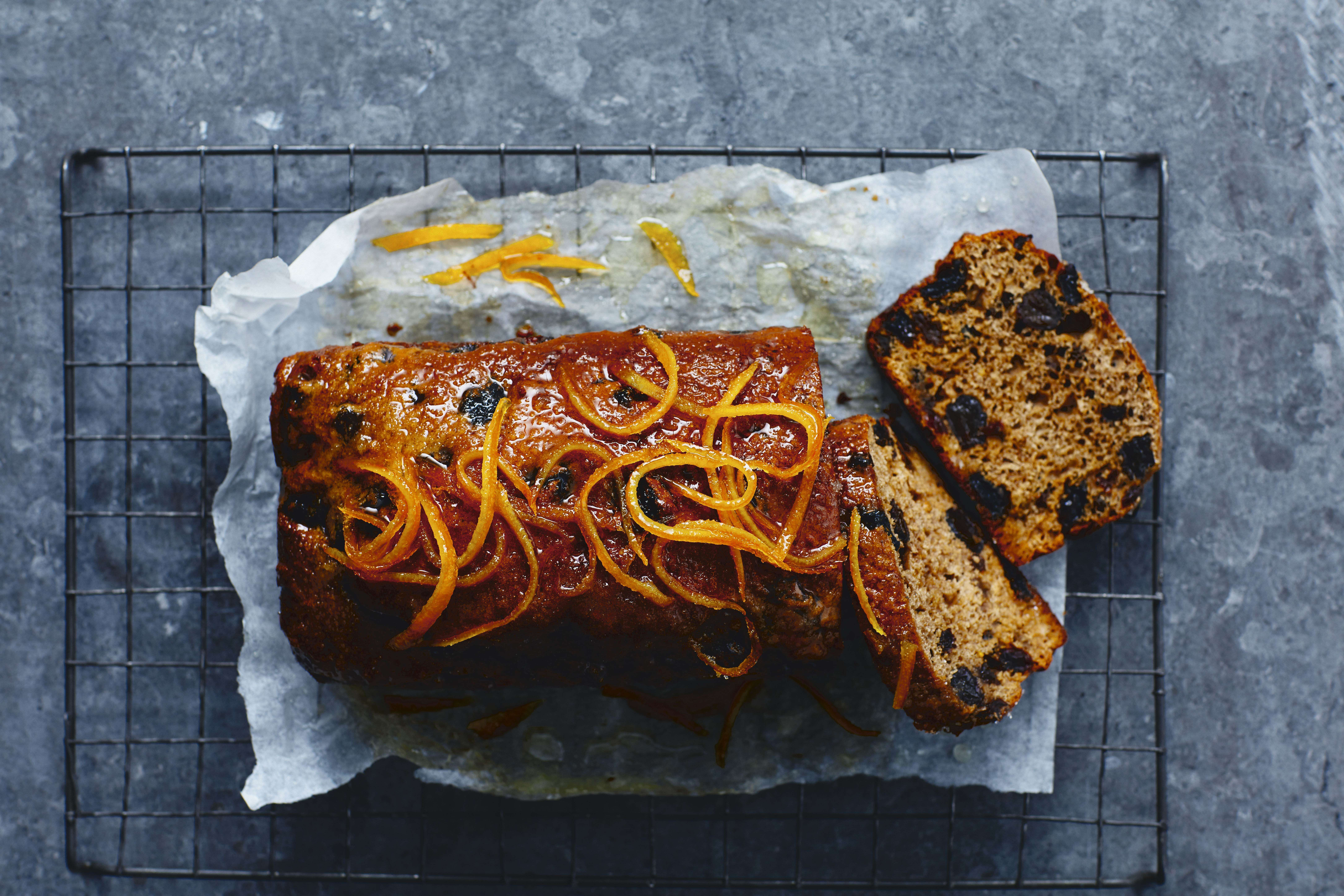 Waitrose Fruity Earl Grey Tea Loaf