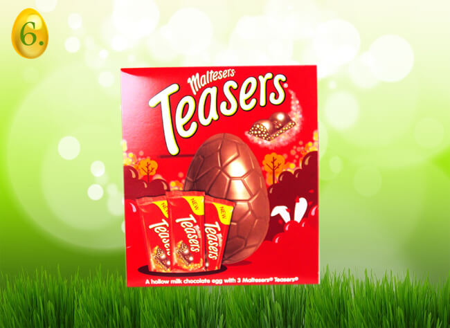 malteser teaser easter egg