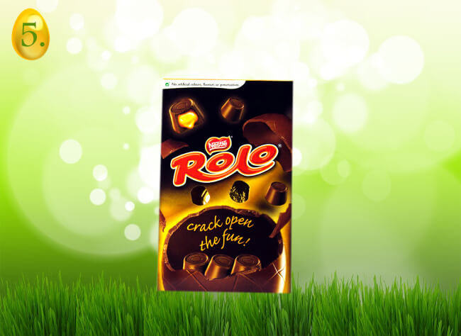rolo easter egg