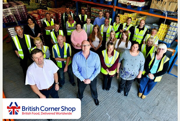 queen's award for enterprise international trade british corner shop