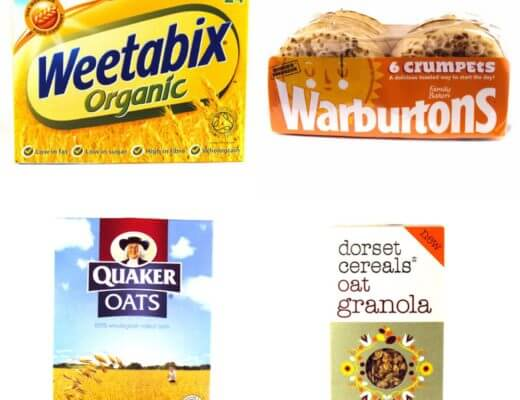 top breakfast products
