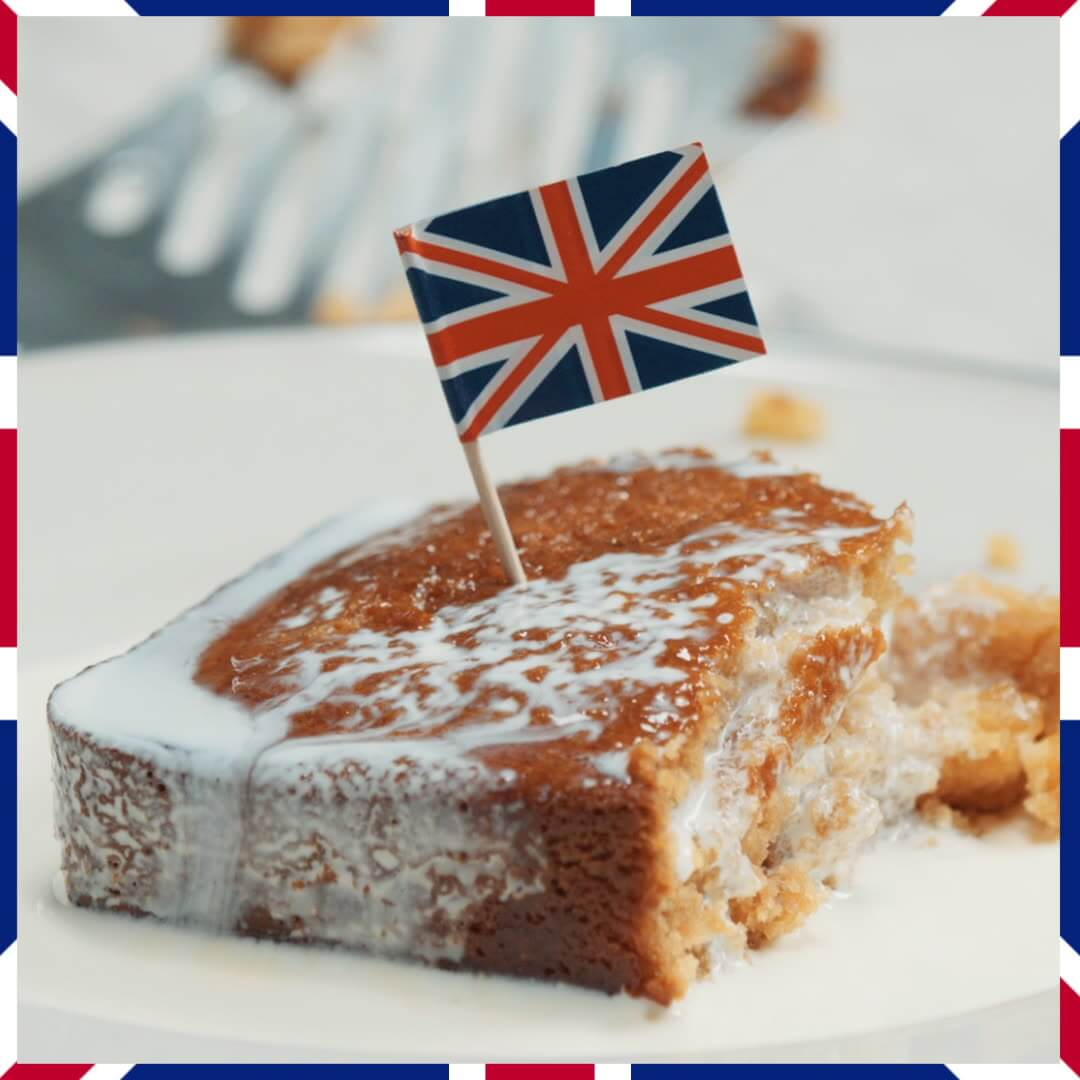 Recipe Video: Golden Syrup Sponge